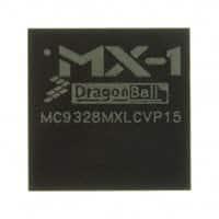 MC9328MXLDVP20封装图片