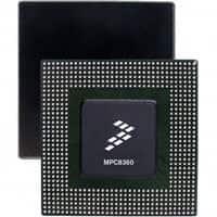 MPC8358ECZUAGDG封装图片
